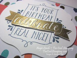 Celebrate real nice - h2