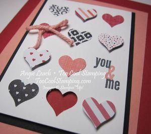 You & me mini hearts - v2