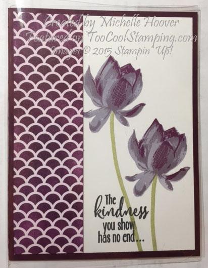 Michelle - lotus blackberry copy