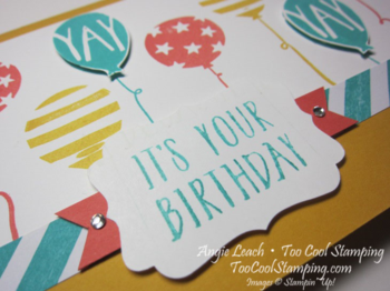 Its your birthday balloons - h3