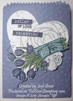 Oodles of love mini treat bag - jodi copy