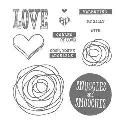 Snuggles & smooches 140326G