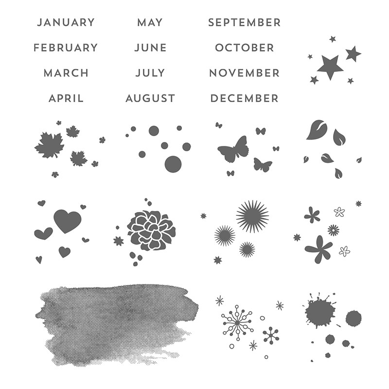 Perpetual calendar 137167G