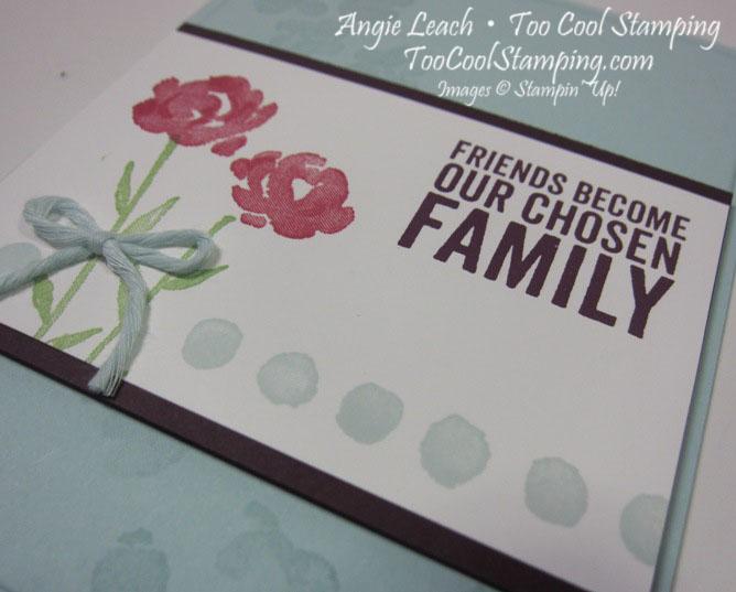 Soft sky roses - family 3
