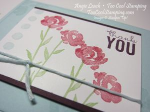 Soft sky roses - thank you 2