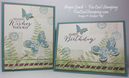 Butterfly basics jodi collage - two cool
