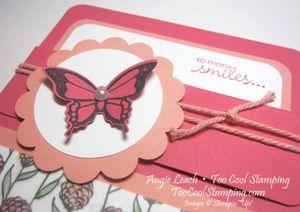Perfection pocket card - slush 2