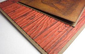 Peggy - faux leather moose swap woodgrain 3