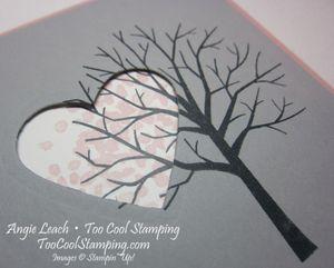 Sheltering tree heart - smoky 2