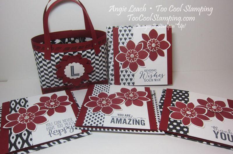 Bag in a box - cherry ensemble
