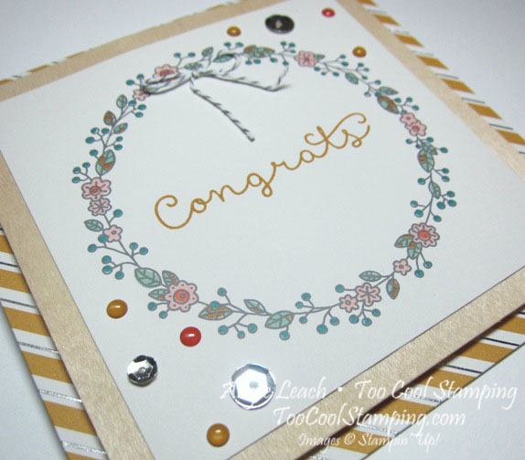 Cottage greetings - congrats 2