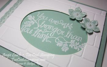 Heartfelt sympathy wall - mint4
