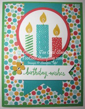 Candles banner - v1