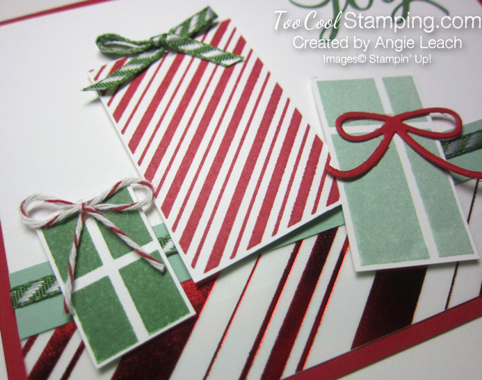 Stripes presents - dancing 2