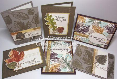 Vintage Leaves - ensemble