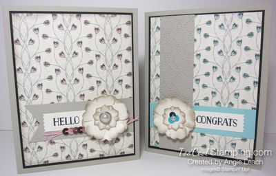 Timeless elegance petite floral - two cool
