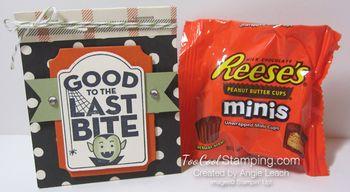 Last Bite Treat Bags - reeces