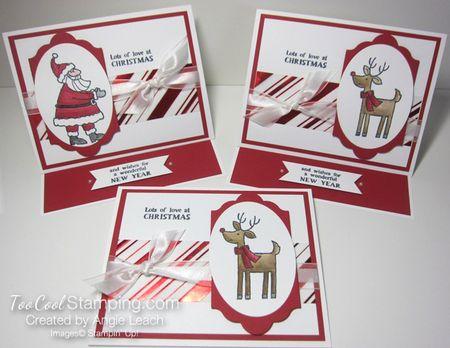 Santas Gifts - 3 cool