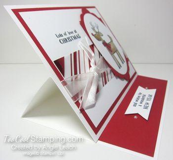 Santas Gifts - reindeer 5