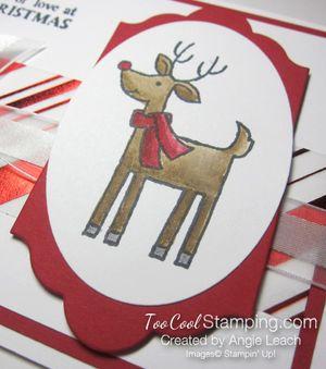 Santas Gifts - reindeer 2