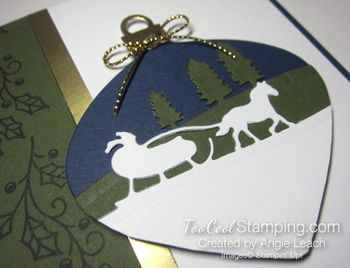 Sleigh Ride Ornament - 2
