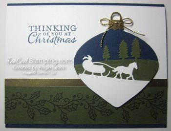 Sleigh Ride Ornament - 4