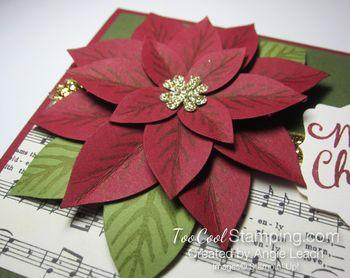 Festive poinsettia - music 2