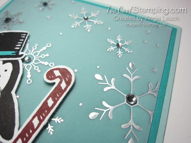 Snow place let it snow - penquin 5