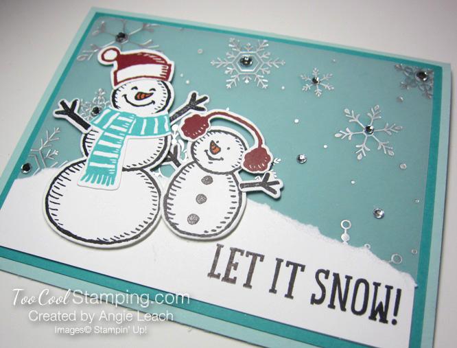 Snow place let it snow - snowmen 3