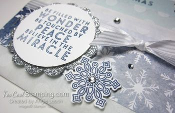 Folded bag gc holder - flurry of wishes 2
