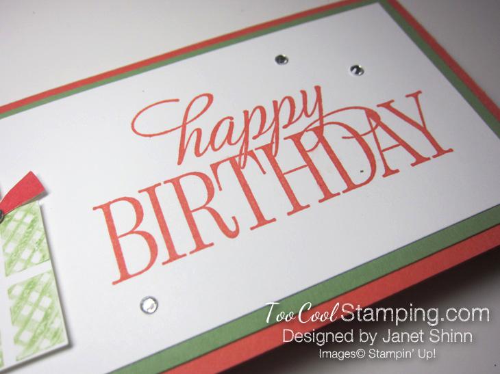 Your presents money holders - birthday 3