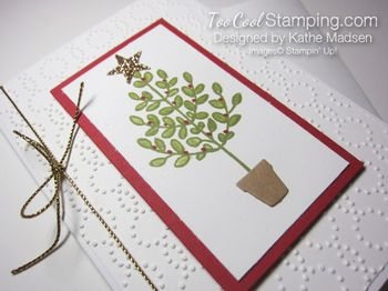 Kathe - lighthearted tree note card 2