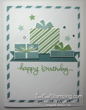 Your presents birthday - v simple