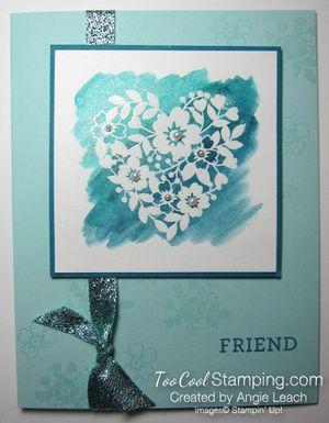 Bloomin love wink resist - friend