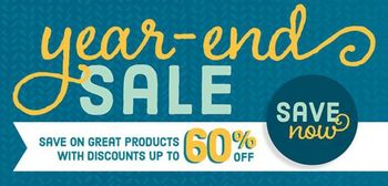 Year end sale 60