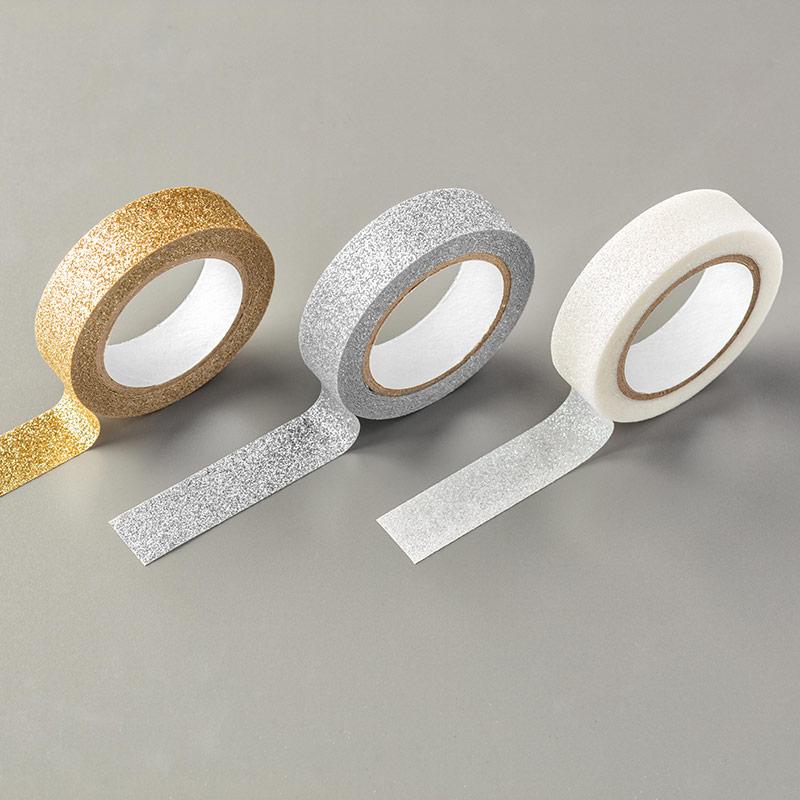 Metallics glitter tape 141020G