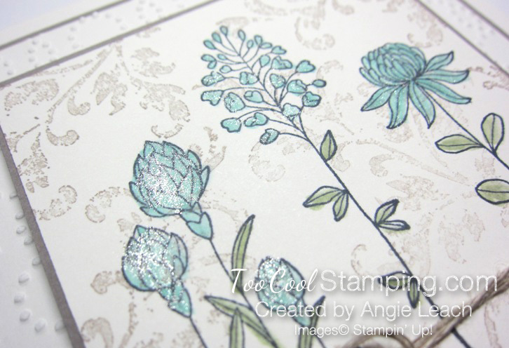 Vintage flowering fields - v4