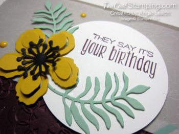 Botanical vellum - birthday2