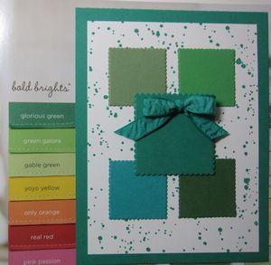 Emerald Envy - glorious green