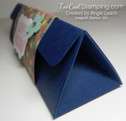 Affectionately Yours Triangle Boxes - navy 3