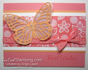 Flamingo butterfly resist - blooms