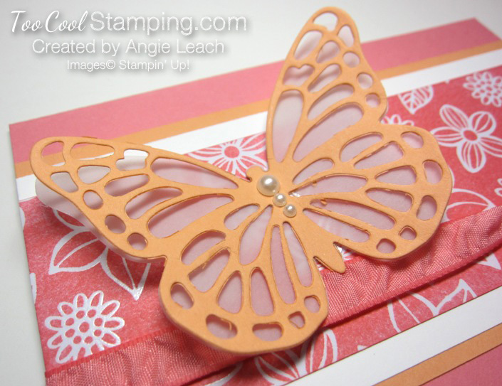 Flamingo butterfly resist - blooms 3