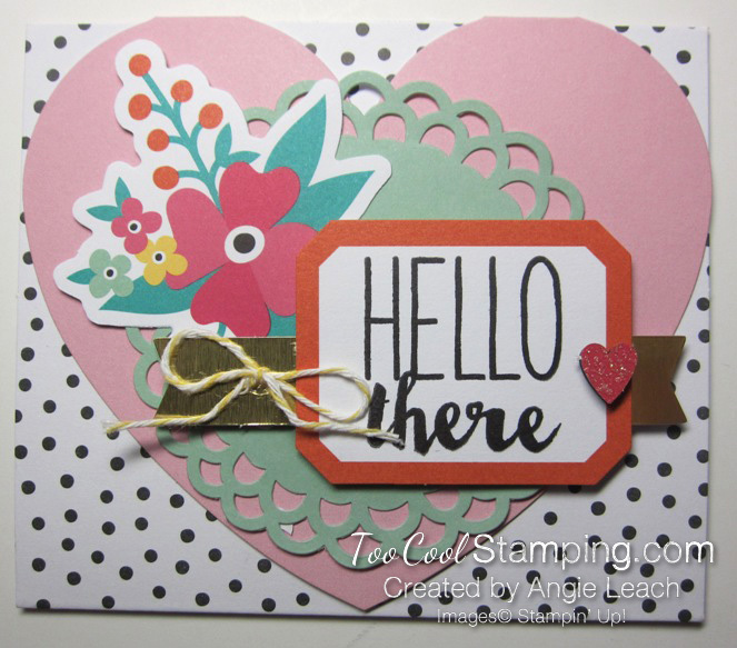 Oh happy day kit - card 10