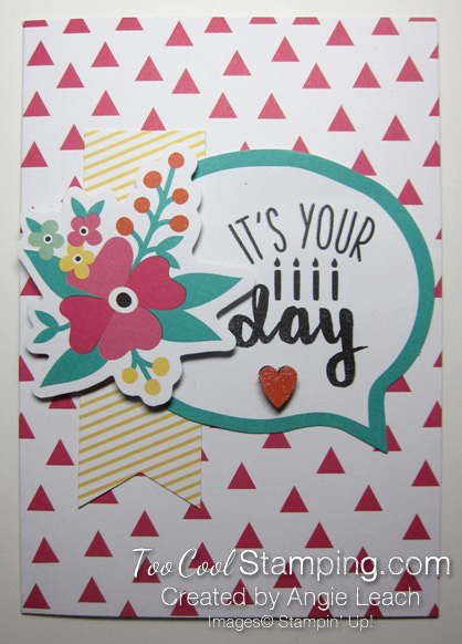 Oh happy day kit - card 11