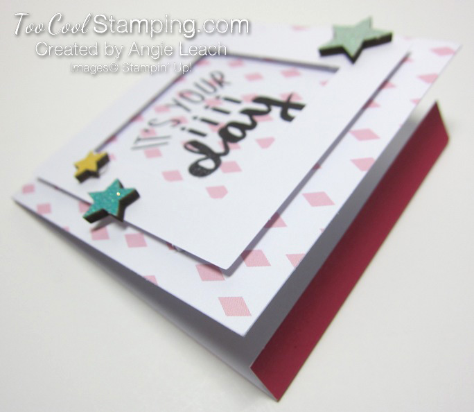 Oh happy day kit - card 18.5
