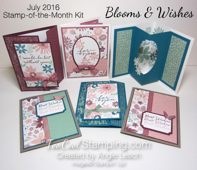 Blooms & wishes class - ensemble