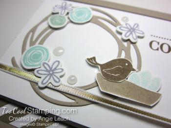 Swirly bird nest - cool 3
