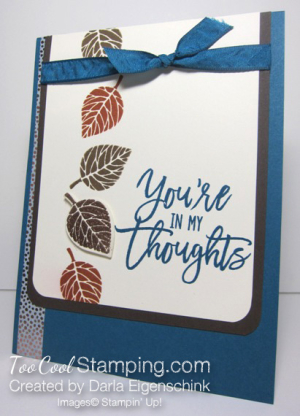 Darla - thoughtful branches you're in my thoughts