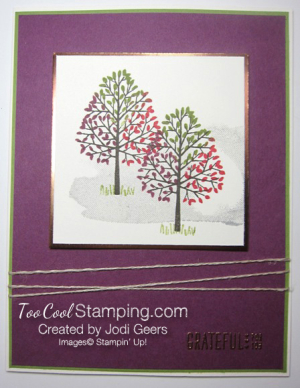 Jodi - totally trees