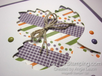 Maple Washi Tape - recessed 2